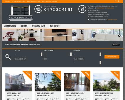 Village immobilier : transaction et location de...
