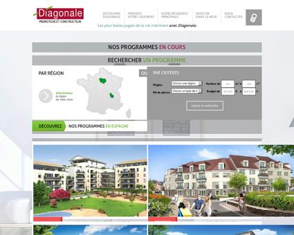 Diagonale - Promoteur immobilier neuf Lyon /...