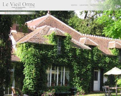immobilier | AGENCE DU VIEIL ORME