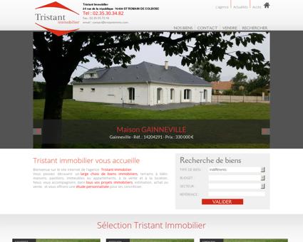 Immobilier SAINT ROMAIN DE COLBOSC -...