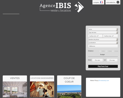 Agence Ibis Immobilier St Pierre la Mer