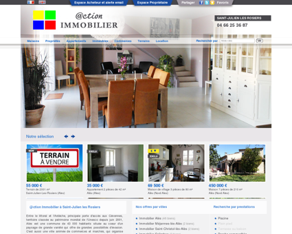 Action Immobilier Ales | Agence Immobiliere à...