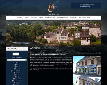 Dufourd Immobilier : Agence immobilière à...
