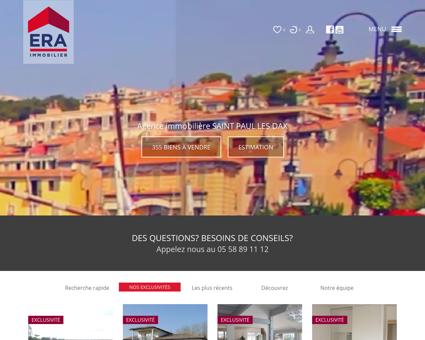 Immobilier Saint Paul les Dax : Achat et vente...