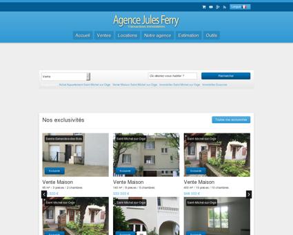 Immobilier Saint Michel sur Orge avec...