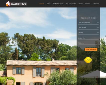 Saint Michel Immobilier Monteux & Aubignan...
