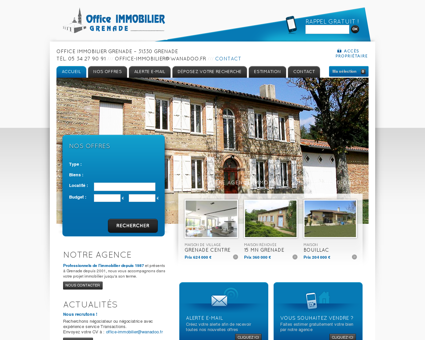 Immobilier Toulouse Nord Ouest | Immobilier...