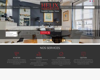 Helix immobilier Saint Germain en Laye Le...