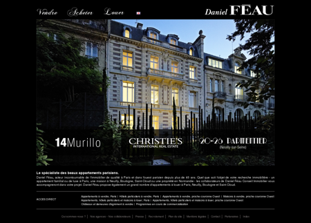 Immobilier de luxe, Paris, vente et location,...