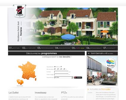 Programme promotion immobilier neuf paris |...