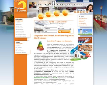 Diagnostic immobilier Saint-gaudens, DPE...