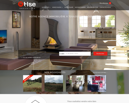 Immobilier Toulouse et Rouffiac Tolosan | TLSE...