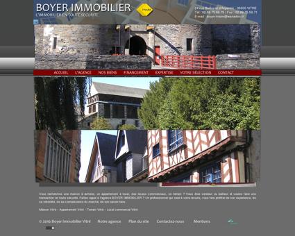 immobilier Vitré, Le pertre, Val-d'ize, Argentre...