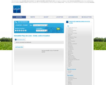 Immobilier Pays de Loire : acheter, vendre,...