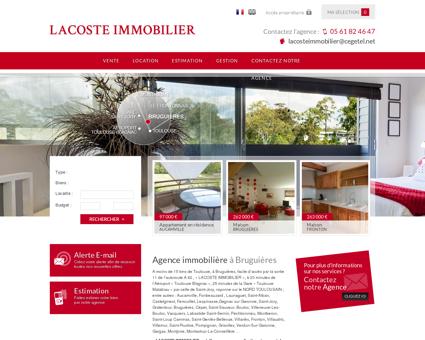 Vente et location Bruguieres | Maison...