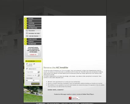 ALC - Agence immobilière