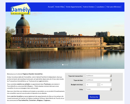DAMELY IMMOBILIER