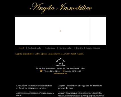 Angéla Immobilier, votre agence immobilière à...