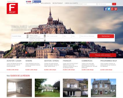 immobilier Granville, Sartilly, Saint Lô, Agneaux ...