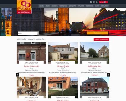 Tout l'immobilier à Vitry en Artois, Arras,...