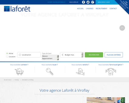 Agence immobiliere Viroflay, agent...