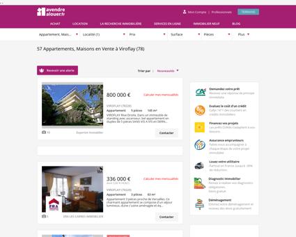 Immobilier Viroflay | avendrealouer.fr