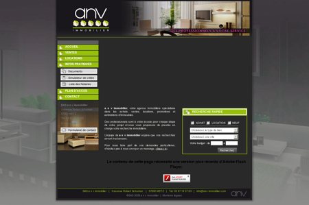a n v immobilier