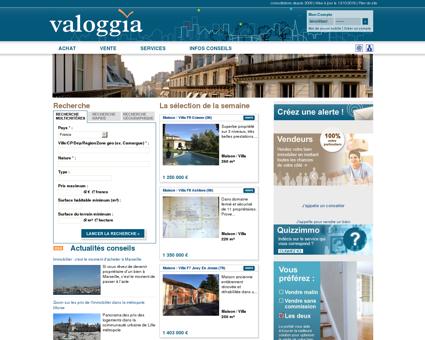 Achat immobilier entre particuliers : Valoggia.fr