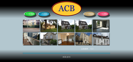 acb vernouillet - acb immobilier - agence...