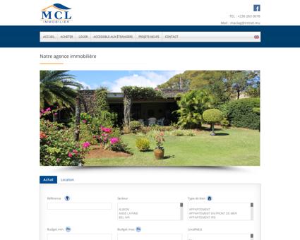 MCL Immobilier - Agence immobilière de...