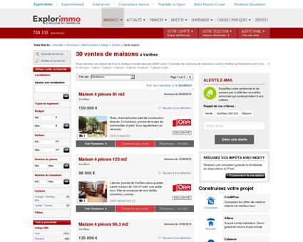 30 ventes de maisons à Varilhes - Immobilier...
