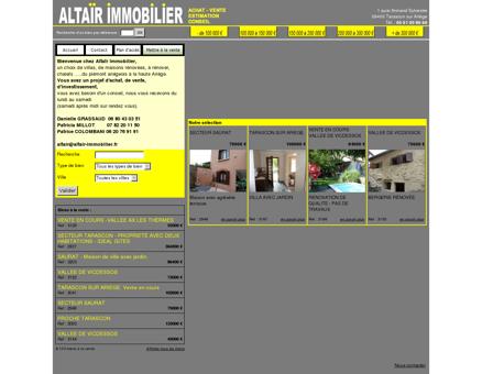 Altaïr Immobilier | Agence Immobilière à...
