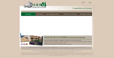 Immobilier Vaison La Romaine - AGENCE...
