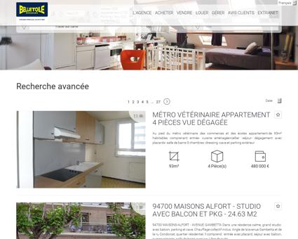 vente, achat Appartement Créteil (94) Val-de...