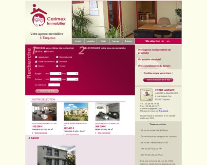 Agence Immobilière - Tinqueux