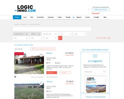 Achat Verfeil 31590: biens immobiliers -...