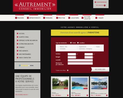Immobilier (achat, vente et location) sur...