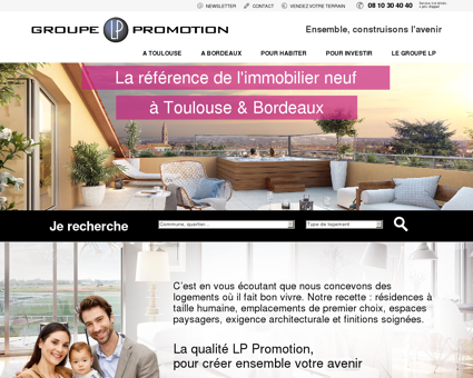LP Promotion : Promoteur immobilier à...