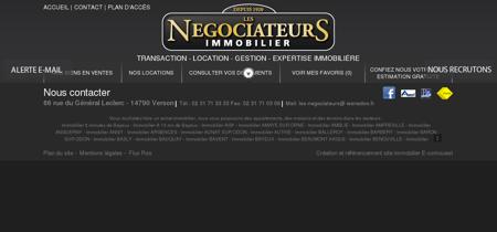 Immobilier Verson - Agence Immobilière...