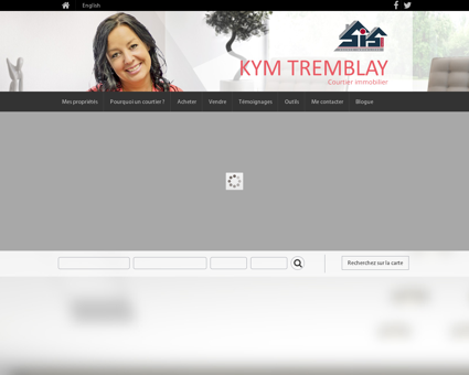 Kim Tremblay | SERVICES IMMOBILIERS...