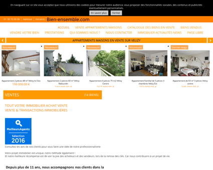 Achat / Vente Maison Appartement Vélizy...