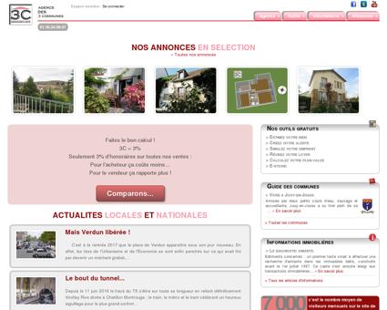 Agence des 3 communes   L'immobilier en...