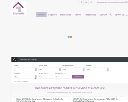 agence immobiliere Annecy Seynod...