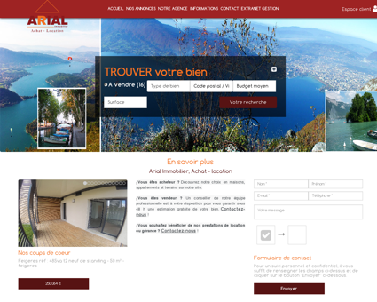 immobilier | Arial Immobilier