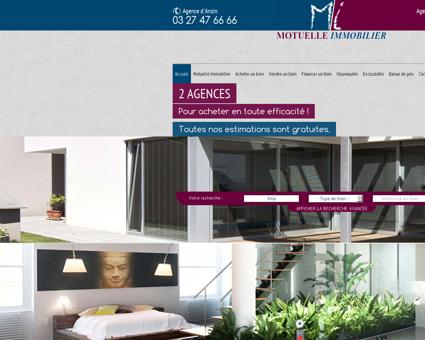Motuelle Immobilier, Agence immobilière...