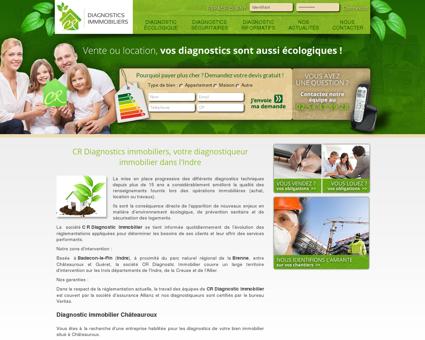 Diagnostic immobilier Châteauroux 36000 | CR...