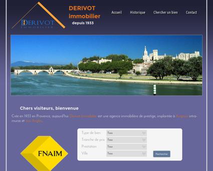 Agence Derivot Immobilier Avignon