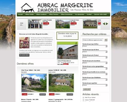 Aubrac Margeride Immobilier - Agence...