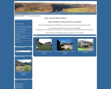 Bienvenue - Immobilier Aveyron