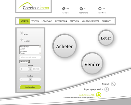 carrefour immobilier, Pamiers